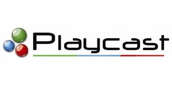 לוגו playcast