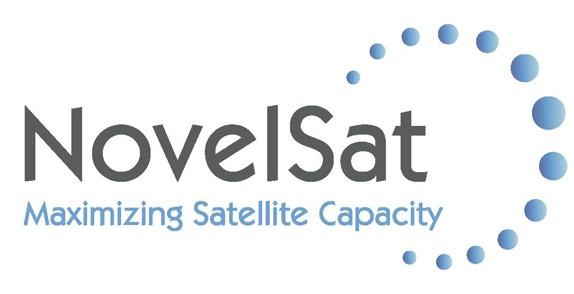 לוגו novelsat