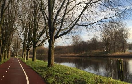 טיול אופניים מרכז אמסטרדם ונהר האמסטל