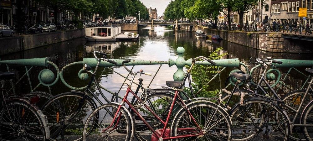 טיול אופניים מרכז אמסטרדם