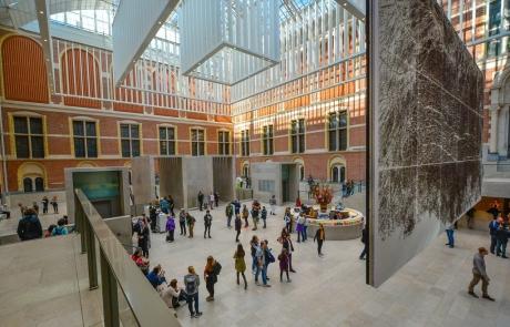 סיור מודרך במוזיאון הלאומי