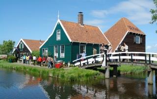 טיול לארץ המים, כפרי הדייגים וטחנות רוח – 8 שעות