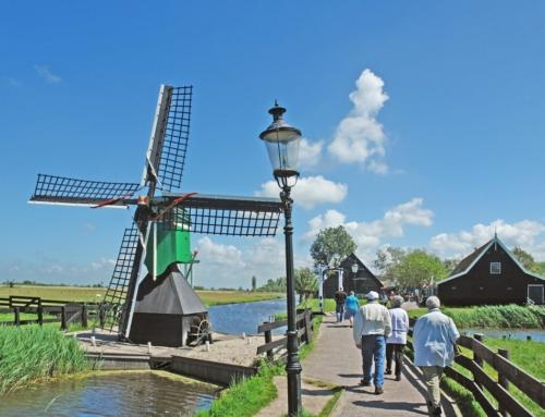 מצב הקורונה – רילקסיישן בהולנד!