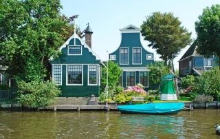 טיול לארץ המים, כפרי הדייגים וטחנות רוח – 5 שעות