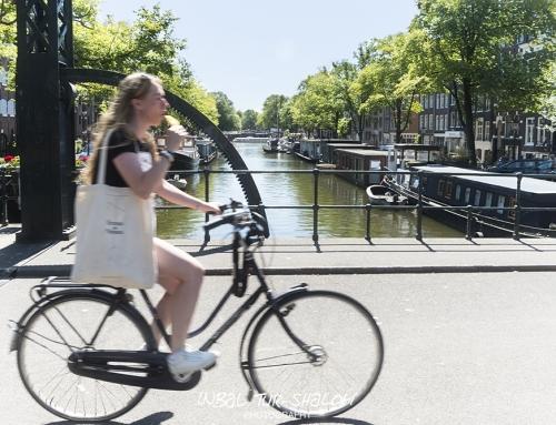 מצלמים ומצטלמים באמסטרדם