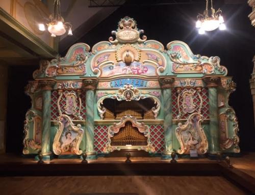 מוזיאון תיבות הנגינה באוטרכט | ביקור במוזיאון